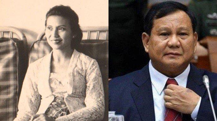 Menhan Prabowo Subianto Kenang Sosok Ibundanya di Hari Kartini, Tulis Kata-kata Menyentuh Begini