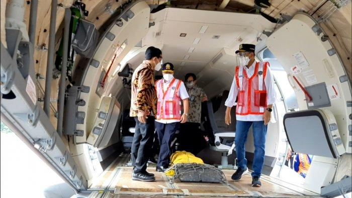 Menhub Dorong PT DI Bikin Pesawat Amfibi, Itu yang Dibutuhkan untuk Penerbangan Perintis