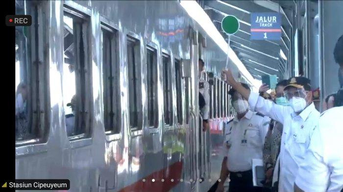 Catat, Hanya Melayani Libur Panjang Hingga 1 November 2020, Ini Jadwal Kereta Api Dari Bandung