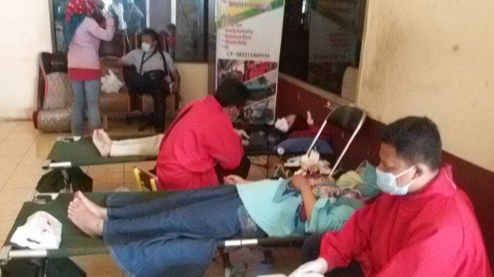 Menjelang Bulan Puasa, PMI Ciamis Kebut Kegiatan Donor Darah, Kerap Kekurangan Darah