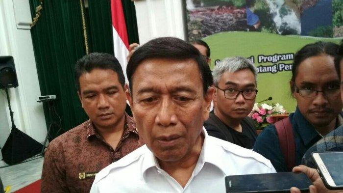 Wiranto Sebut Tokoh di Luar Negeri Sering Menghasut, Habib Rizieq? Terakhir Dukung Copot Jokowi