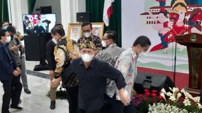 Menteri Main Perepet Jengkol Buka Jafest 2021, Ada Rekor Dunia Ulinpiadeuh, Berikut Jadwalnya