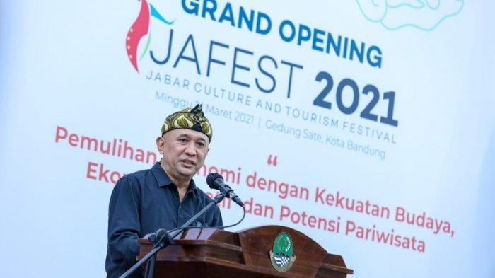 MenkopUKM: JaFest 2021 Bisa Menjadi Pemicu Ribuan Local Heroes UMKM Jabar