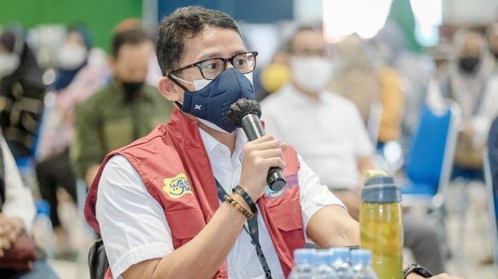 Wisata di Bandung Barat Ini Boleh Dibuka, Sandiaga Uno;  Agar Tak Ada Kesan Diskriminasi