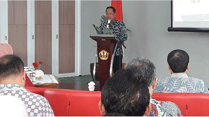 Plt Rektor Unpad Bicara Soal Kawasan Sains dan Teknologi Padjadjaran yang Diresmikan Menristekdikti