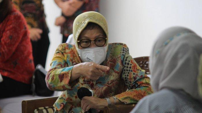 Wakil Bupati Bandung Sahrul Gunawan Kena Tegur Mensos Tri Rismaharini Soal Penyaluran Bansos