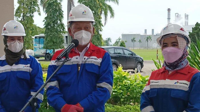Lembaga Internasional akan Dilibatkan dalam Investigasi Meledaknya Tangki Kilang di Indramayu