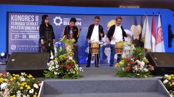 Pemilihan Ketum Baru, FSP Sinergi BUMN Gelar Kongres