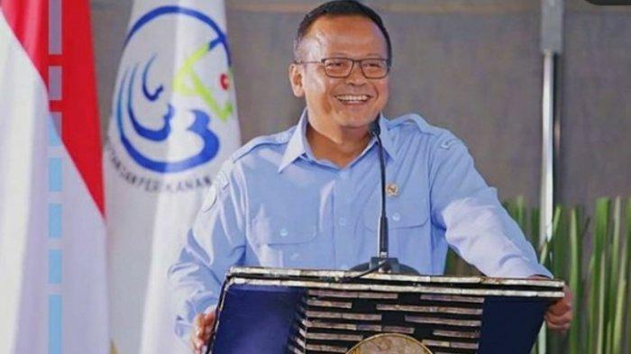 Postingan Terakhir Menteri KKP Edhy Prabowo, Bahas Kunjungan di Amerika, Kini Dia Ditangkap KPK