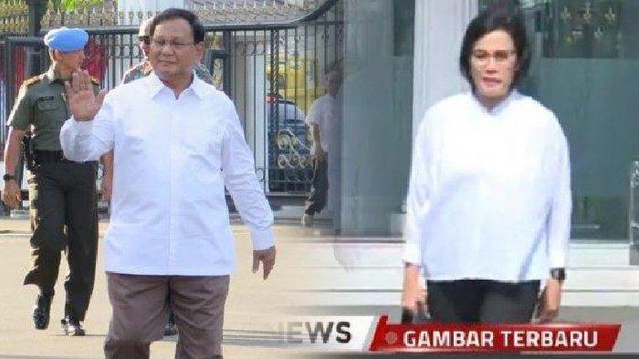 Prabowo dan Sri Mulyani Jadi Menteri Jokowi? Prabowo Pernah Kritik Keras SMI: Menteri Pencetak Utang