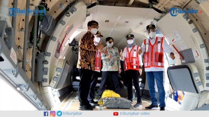 Menteri Perhubungan RI Budi Karya Sumadi, mendorong PT Dirgantara Indonesia terus berinovasi dan memproduksi lebih banyak pesawat untuk penerbangan dalam negeri, contohnya pesawat amfibi.