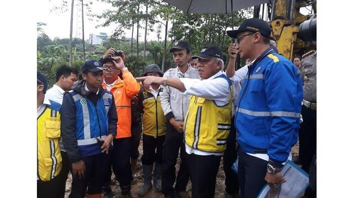 Menteri PUPR Sebut Longsor Tebing Tol Cipularang Seperti Likuefaksi