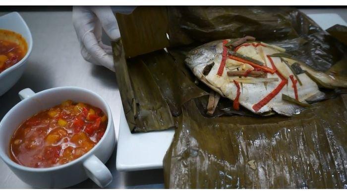 Menikmati Ikan Bawal Kukus di Kopi Q, Cocok bagi Anda yang Sedang Diet