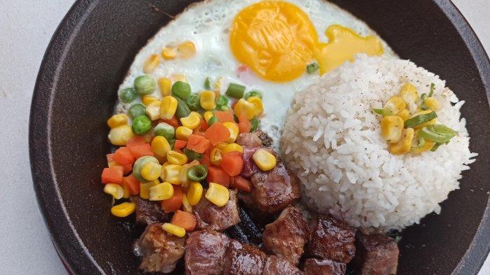 Over Hot Yaa, Kuliner Baru di Kota Bandung, Hadirkan Menu di Atas Hot Plate