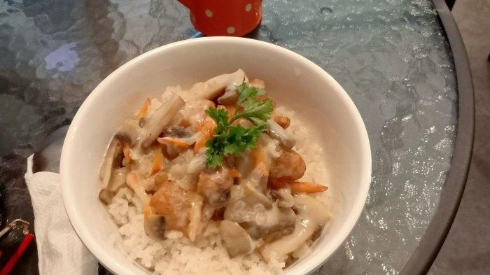 Bosan Dengan Makanan Biasa, Coba Menu Signature Summer Chicken Mushroom