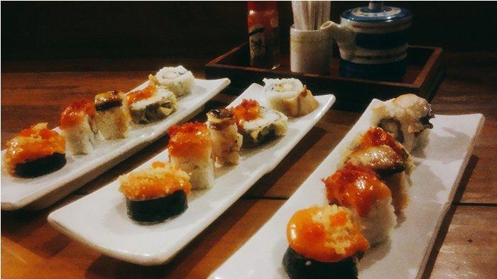 Okoh Sushi Kembali Hadir dengan Suasana Otentik Khas Negeri Sakura