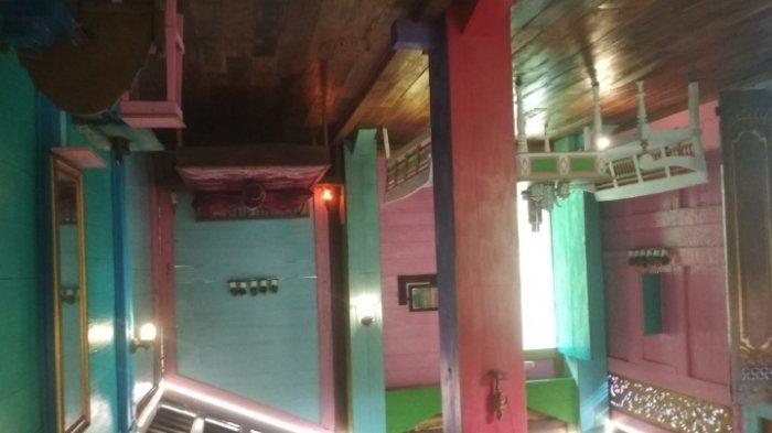 Merasakan Sensasi Anti Gravity, Wahana Bangunan Terbalik 180 Darajat di Dago Dreampark b