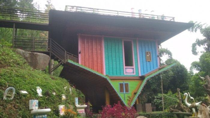 Dago Dreampark, wisata di Lembang Bandung.
