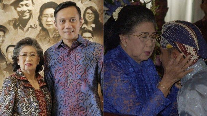 BREAKING NEWS, Mertua SBY Meninggal Dunia, AHY Ungkap Penyebab Wafatnya Sang Eyang