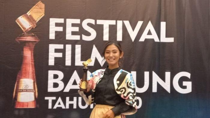 Metta Permadi Sabet Pemeran Wanita Terpuji Film Televisi FFB 2020 Kalahkan Dinda Kirana