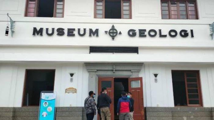 Museum Geologi Siapkan Pengaturan Pengunjung, Sementara Tak Terima dari Luar Bandung Raya