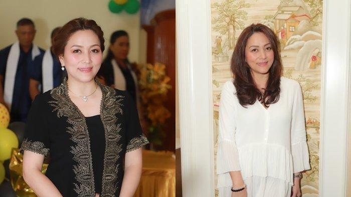 FOTO Michaela Paruntu, Istri Wakil Ketua DPRD Sulut, Noni Sulut 2002, Kakaknya Bukan Orang Biasa