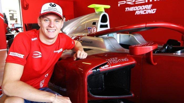 INILAH Putra Michael Schumacher, yang Bakal Kembali Kemudikan Mobil F1 pada Tahun Ini