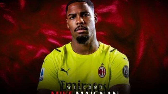 Kabar Buruk buat AC Milan, Kehilangan 6 Pemain Lawan Juventus, Kiper Mike Maignan Mungkin Absen