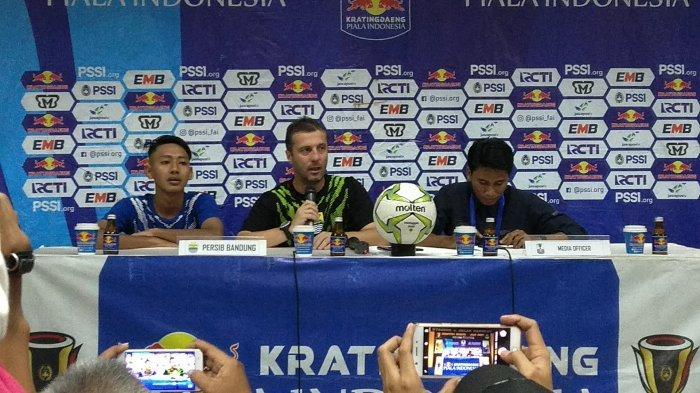 Miljan Radovic Akui Pemainnya Sempat Gugup, Cukup Puas Lihat Persib Bandung Bantai Persiwa 7-0