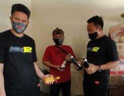 Polres Majalengka Amankan Puluhan Botol Miras dari Warung Kelontong dan Rumah Warga yang Dicurigai