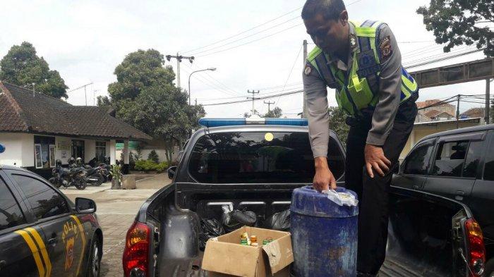 Kulit Kayu Raru Ikut Diamankan dalam Penggerebekan Miras yang Menyebabkan 6 Orang Masuk RS
