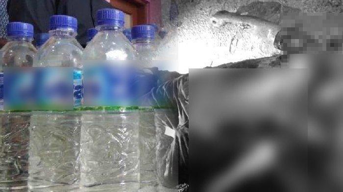 Pesta Miras Oplosan Maut di Tasikmalaya, 2 Pemuda Tewas, 1 Orang Kritis, Korban Muntah lalu Terkapar