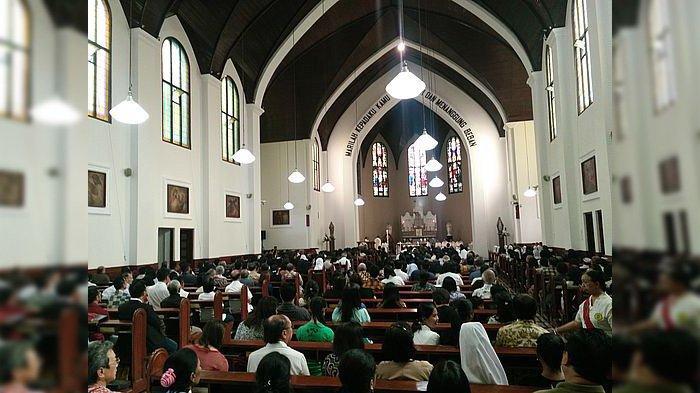 Live Streaming Misa Online dari Katedral di Indonesia via Youtube, Katedral Bandung Pukul 17:00 WIB