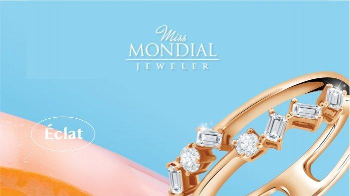 Miss Mondial Jeweler Hadirkan Eclat Collection dengan Baguette Diamond untuk Trend Perhiasan Berlian