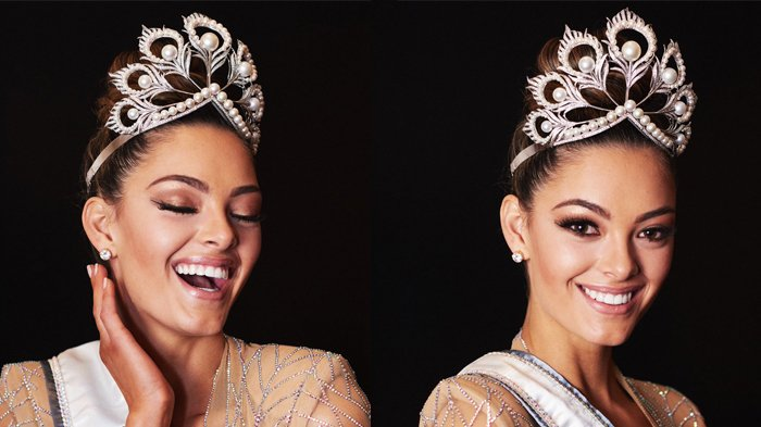 Miss Universe 2017 Dimenangkan Oleh Demi-Leigh Nel-Peters Asal Afrika Selatan