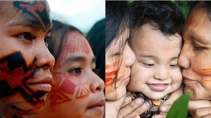 MENGEJUTKAN, Cara Aneh Suku Pedalaman Amazon Hamil Meski Semua Perempuan, Tak Ada Laki-laki