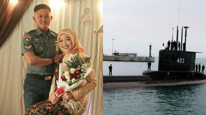 Chat Terakhir Istri Korban Tenggelamnya Kapal Selam KRI Nanggala: Kapan Bales Chat