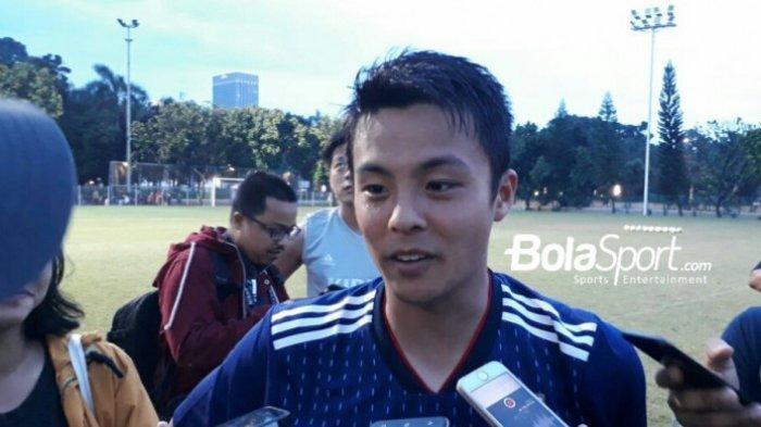 Begini Kata Kapten Timnas Jepang U-19 Jelang Laga Melawan Egy Maulana cs di SUGBK