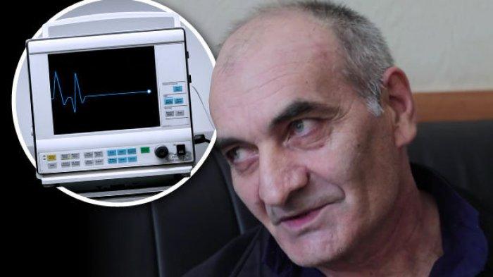 Divonis Meninggal Secara Klinis, Pria Rusia Hidup Lagi dan Ungkap Kehidupan Menuju Kematian