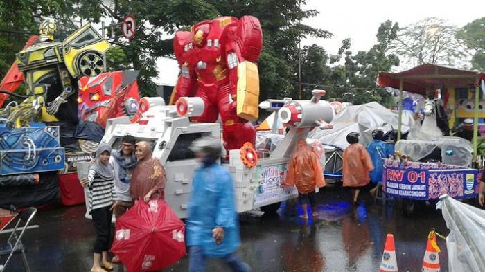 HUT Bandung, Wakil Wali Kota Ajak Warga Ikut Meriahkan dengan Cara ini, Yana; Percantik Kota