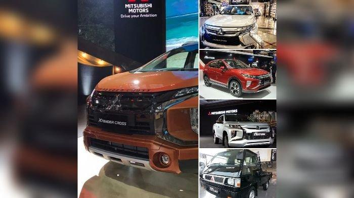 Daftar Harga Mitsubishi XPander, Pajero Sport, Eclipse Cross, Triton, Hingga L300 Akhir Tahun Ini