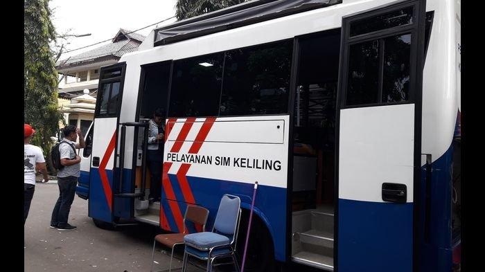 Lokasi SIM Keliling Polres Cimahi Hari Ini, Kamis 14 Maret 2019