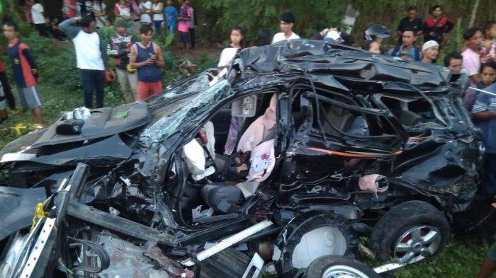 PT KAI Sebut Kecelakaan Maut Mobil Tabrak KA di Indramayu Memakan Korban Paling Banyak di 2019