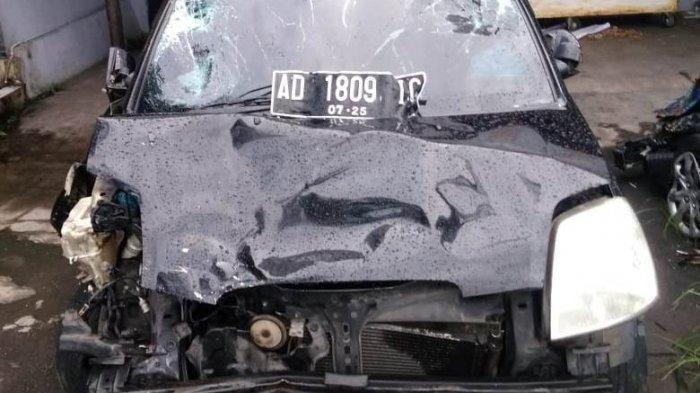 Kecelakaan Maut, Tewas Ditabrak Mobil Dikendarai Anak 14 Tahun, Dibiarkan Menyetir, Ada Orangtua