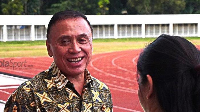 Ketua PSSI Sebut Mantan Pemain Persib Bandung Sudah Didepak dari Tim Imbas Aksi Kasar di Uji Coba