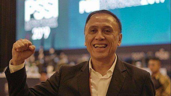 Piala Dunia U-20 2021 Ditunda FIFA, Ini Sikap PSSI, Iwan Bule Minta Pemerintah Daerah Jangan Kecewa