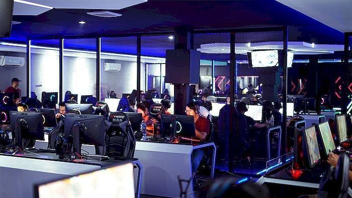 Mod e-Sport Arena, Tempat Para Gamer Salurkan Hobi di Jalan Purnawarman, Spek Komputer Jadi Andalan