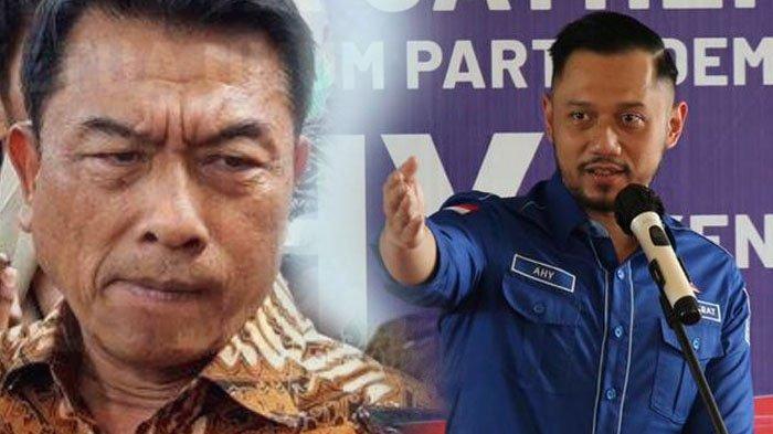 Ketua Partai Demokrat Kota Sukabumi Sebut Moeldoko Tidak Tahu Malu, Bukan Kader Malah Kudeta