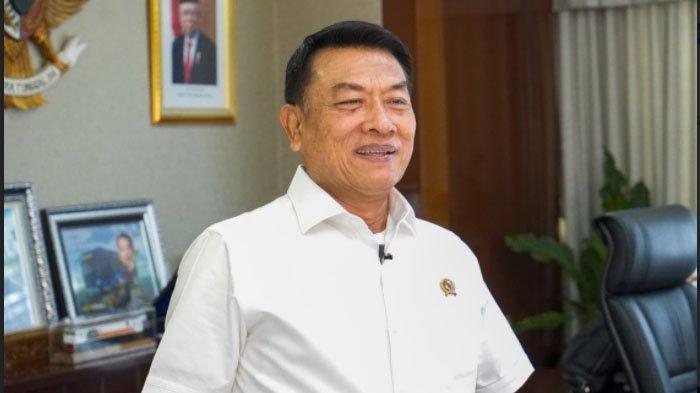 Namanya Disebut SBY jadi Aktor Kudeta, Moeldoko : Jangan Menekan Saya, Saya Ingatkan Semuanya