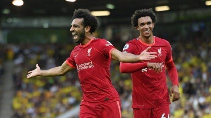 Liverpool Lawan Leeds United, Mohamed Salah di Ambang Rekor dan Ikuti Jejak Ronaldo dan Lukaku